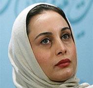 مریم کاویانی - بازیگر زن سریال فاصله ها